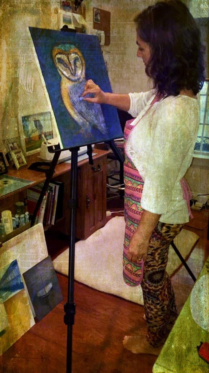 Kim painting
