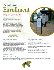 2014 Benefits Annual Enrollment Booklet 2