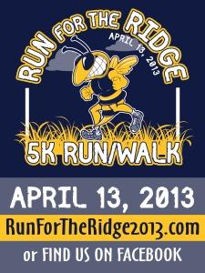Run for the Ridge 18x24