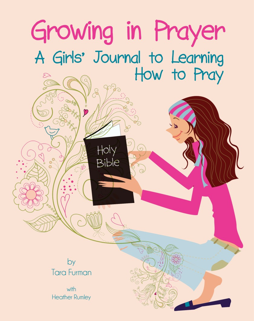 Girls Prayer Journal-cover