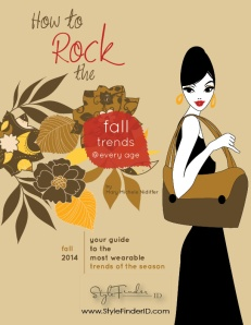 2014 Fall Trends cover