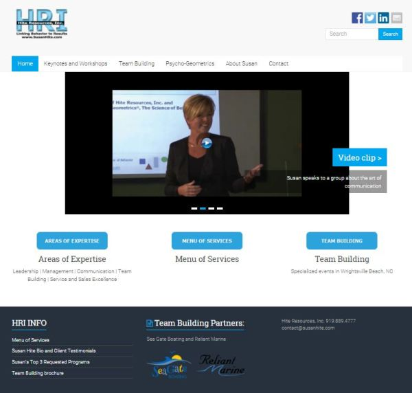 HRI home page