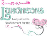 Women's Ministry Luncheon Logo