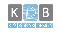 Kim Bolick Design logo small