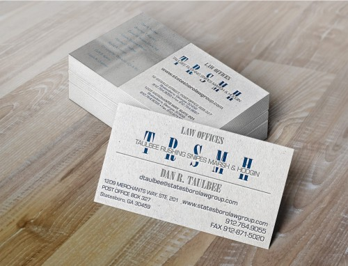 Letterpress-Business-Cards-TRSMH-Law