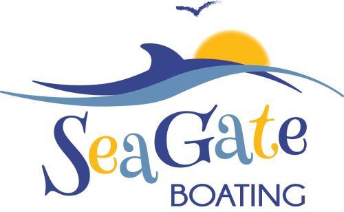 Sea Gate Boating logo