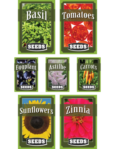 Seed Packets-all